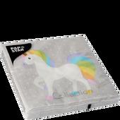 Bild: PAPSTAR Servietten Unicorn