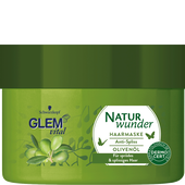 Bild: Schwarzkopf GLEM vital Naturwunder Anti-Spliss Haarmaske Olivenöl
