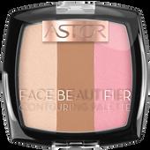 Bild: ASTOR Face Beautifier Contouring Palette 001
