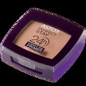 Bild: ASTOR Perfect Stay Powder + Perfect Skin Primer deep beige