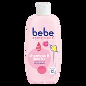 Bild: bebe Shampoo & Dusche