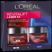 Bild: L'ORÉAL PARIS Revitalift Laser X3 Pflegeset