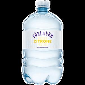 Bild: VÖSLAUER Zitrone prickelnd Mineralwasser