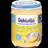 Bild: Bebivita Frucht & Joghurt Banane
