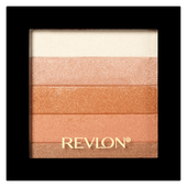Bild: Revlon Highlighting Palette 030 bronze glow