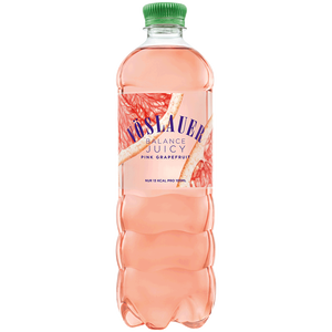 Bild: VÖSLAUER Balance Juicy Pink Grapefruit Mineralwasser