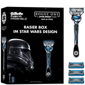 Bild: Gillette Fusion PROSHIELD Star Wars Edition Kombiset