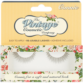 Bild: The Vintage Cosmetic Company künstliche Wimpern CONNIE