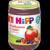 Bild: HiPP Waldbeeren in Apfel