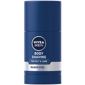 Bild: NIVEA MEN Protect & Care Body Rasier Stick