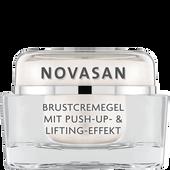 Bild: NOVASAN Brustcremegel Push-up & Lifting-Effekt