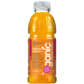 Bild: ganic Vitamin water Golden Rush