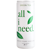 Bild: all i need Green Tea