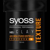 Bild: syoss PROFESSIONAL Stylingpaste Texture Clay