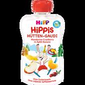 Bild: HiPP Hippis Mandarine-Cranberry in Apfel-Banane