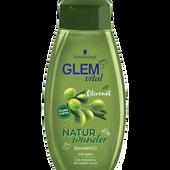 Bild: Schwarzkopf GLEM vital Naturwunder Shampoo Olivenöl