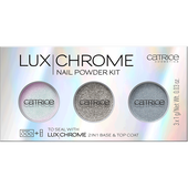 Bild: Catrice Lux Chrome Nail Powder Kit