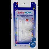 Bild: BABY-NOVA Silikon -Flaschensauger Milch Rund