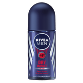 Bild: NIVEA MEN Dry Impact plus Deo Roll-on