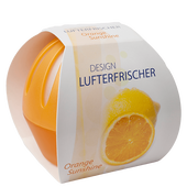 Bild: Design Lufterfrischer Orange Sunshine
