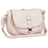 Bild: LOOK BY BIPA Crossbody Bag beige
