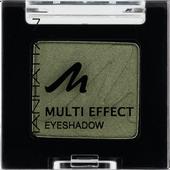 Bild: MANHATTAN Multi Effect Eyeshadow green witch