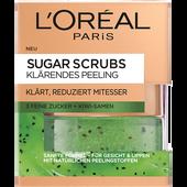 Bild: L'ORÉAL PARIS Sugar Scrubs Klärendes Peeling