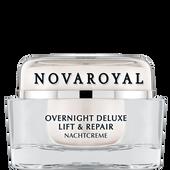 Bild: NOVAROYAL Overnight Deluxe Lift & Repair Nachtcreme