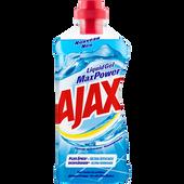 Bild: Ajax Liquid Gel Max Power Wasserfall Frische