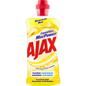 Bild: Ajax Liquid Gel Max Power Zitronenblüte