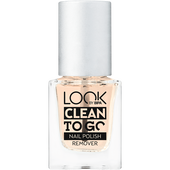 Bild: LOOK BY BIPA Clean To Go Nail Polish Remover