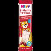 Bild: HiPP Früchte Freund  Leopard Joghurt-Kirsch in Banane