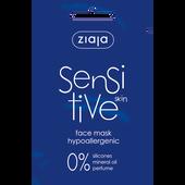Bild: Ziaja Sensitive skin face mask hypoallergenic