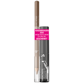 Bild: MANHATTAN Brow'Tastic  Augenbrauenstift  + Brow Styling Gel 001 light