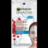 Bild: GARNIER SKIN ACTIVE Aqua Maske