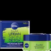 Bild: NIVEA Essentials Urban Skin Detox Gel-Nachtpflege
