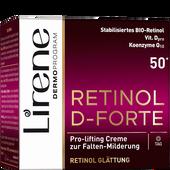 Bild: Lirene Retinol D-Forte Creme Glättung