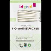 Bild: bi good Natürliche Bio-Wattestäbchen