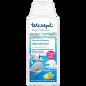 Bild: tetesept: Kinder Duschspaß Abenteurer Duschbad & Shampoo