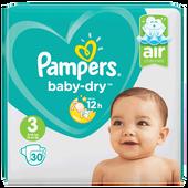 Bild: Pampers Baby-Dry Gr. 3 (6-10kg) Probierpack