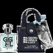 Bild: george, gina & lucy Miami Blues EDT