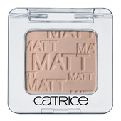 Bild: Catrice Absolute Eye Colour Mono on the taupe of the matt everest