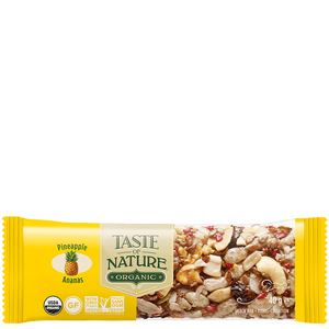 Bild: Taste of Nature Riegel Pineapple