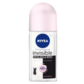 Bild: NIVEA Roll-on Invisible Black&White Clear