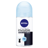 Bild: NIVEA Deo Roll on Invisible Black&White Pure