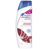 Bild: head & shoulders Thick & Strong Shampoo