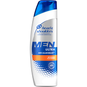 Bild: head & shoulders MEN Ultra  Anti-Schuppen Shampoo Anti-Haarverlust mit Koffeein