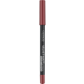Bild: Catrice Velvet Matt Lip Pencil Colour & Contour love among the rosewood trees