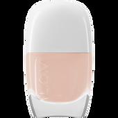 Bild: L.O.V Divine Sheer Beauty Nagellack ivory elegance