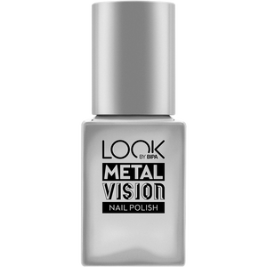 Bild: LOOK BY BIPA Metal Vision Nagellack platinum pixie